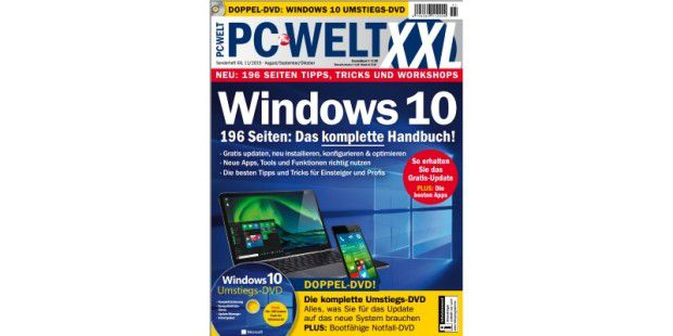 PC-WELT XXL: Windows 10
