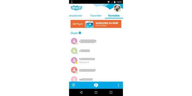 Kostenlose dating-sites für skype-kontakte