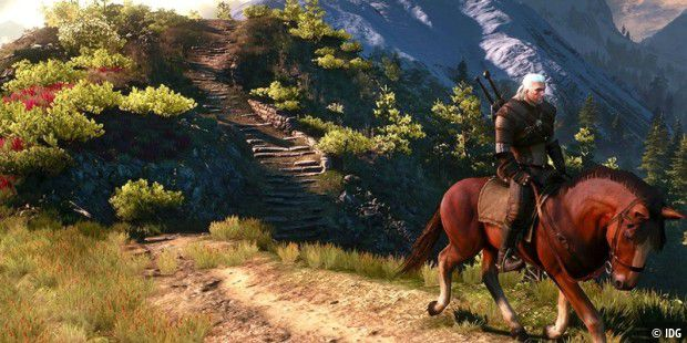 The Witcher 3: Patch 1.10 ist riesig