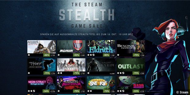 Midweek Madness: Steam Stealth Game Sale