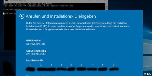 windows 10 mit windows 7 key aktivieren 2019