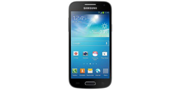 Platz 10: Samsung Galaxy S4 Mini