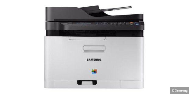 Samsung Xpress C480FW im Test - PC-WELT
