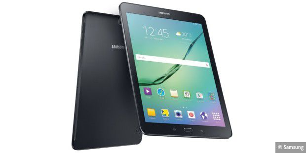 Galaxy Tab S2 im Test
