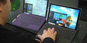 Erste Updates für Surface Pro 4 und Surface Book