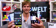 Video: Die besten Smartphones unter 300 Euro