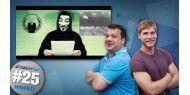 Anonymus gegen IS | Airport-Ausfall wegen Win-3.1