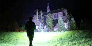 Es werde Licht: Die 1000 Watt LED-Taschenlampe