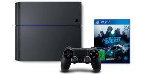 Playstation 4 500 GB mit Spiel für 339 Euro im Angebot