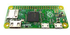 Raspberry verkauft 5-Dollar-Computer Raspberry Pi Zero