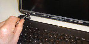 Defektes Display am Notebook selbst austauschen
