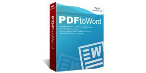 Wondershare PDF to Word Converter Vollversion