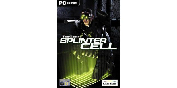 Platz 50: Tom Clancy´s Splinter Cell