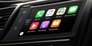 Test-Video: Carplay ohne Touchscreen im Audi A4 V6