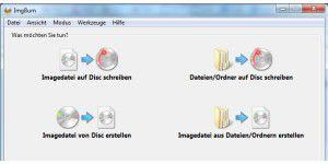 ISO-Dateien richtig auf DVD brennen