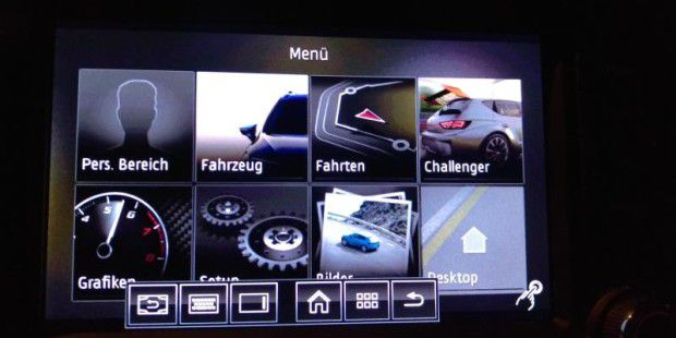 Mirrorlink im Seat Ibiza Connect mit Full Link