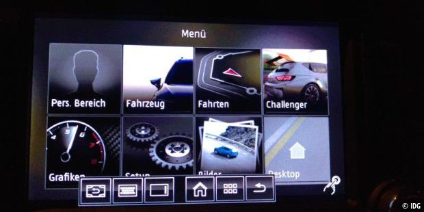 Mirrorlink mit der Seat Connect App