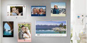 Fotokalender als Weihnachtsgeschenk - 5 Anbieter im Test