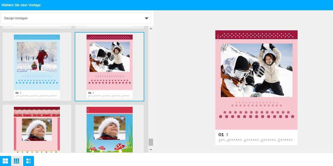 Fotokalender - das sind die besten Anbieter im Web - PC-WELT