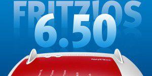 Fritzbox 7490 erhält großes Update auf FritzOS 6.50