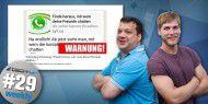 Whatsapp-Virus | Handy-Akku hält 2 Wochen