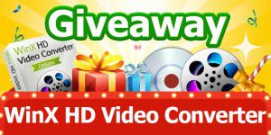 Gratis-Vollversion: WinX HD Video Converter Deluxe