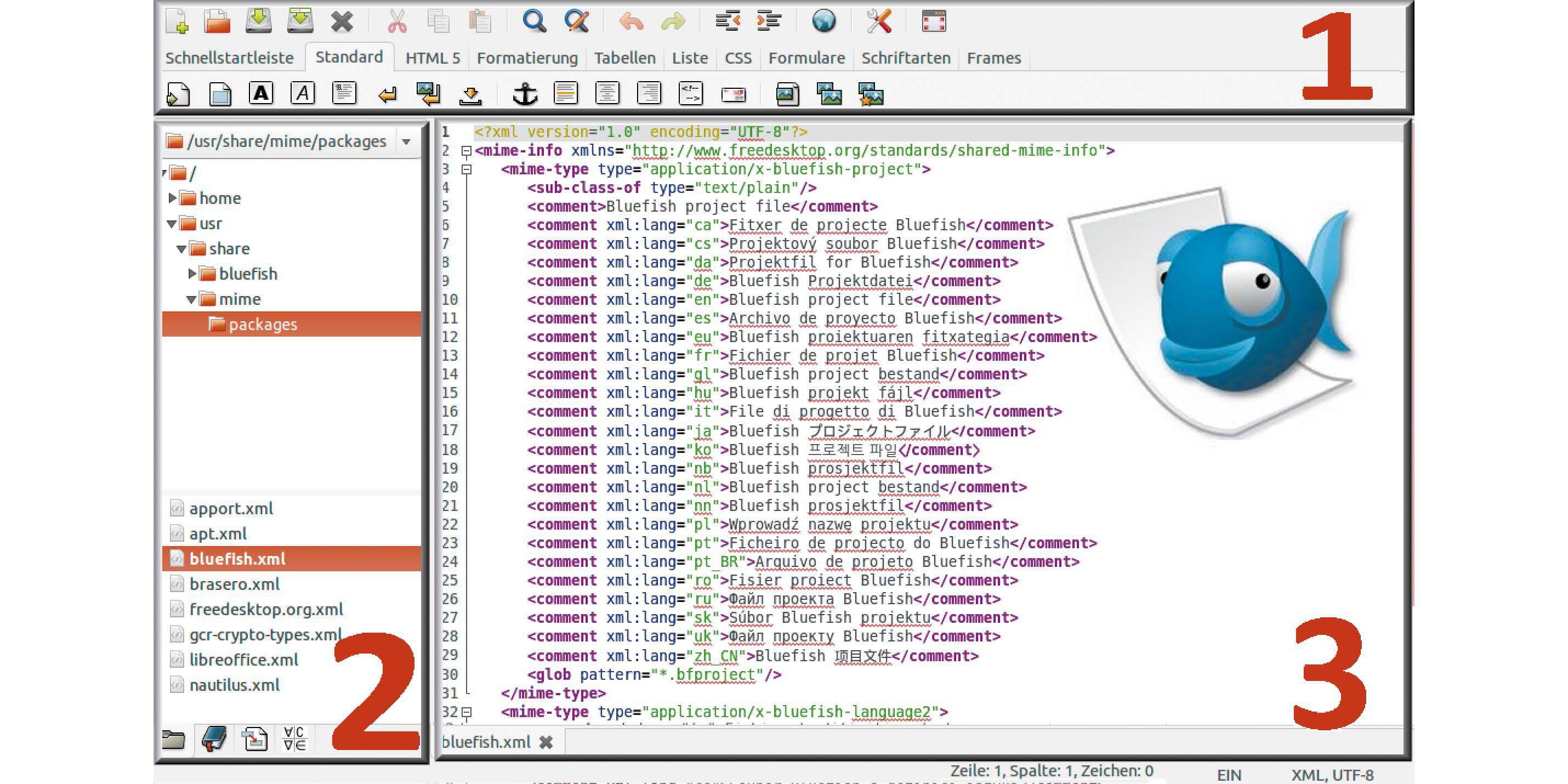 Wir stellen Ihnen den HTML-Editor Bluefish in der Praxis vor - PC-WELT