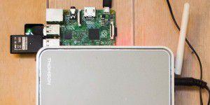 Netzwerk-Sniffen mit Wire- shark und dem Raspberry Pi