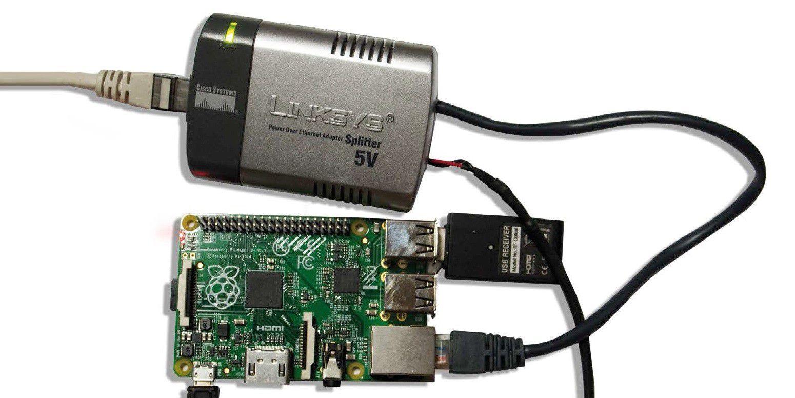 Power Over Ethernet Strom Ber Das Lan Kabel Leiten Pc Welt Laptop Original Vergrern