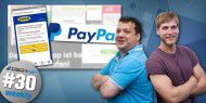 PayPal- & Whatsapp-Abzocke | SSD mit 13 TB