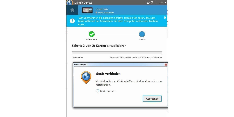 Garmin Nüvicam Test: Navi mit Dashcam zur Beweissicherung (krasses ...