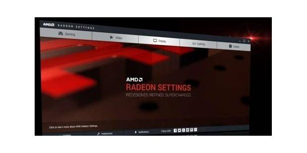 Radeon Crimson Software (ehemals AMD Catalyst)