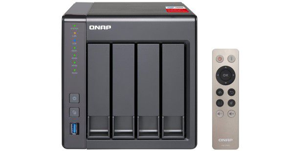 QNAP Turbo Station TS-451+