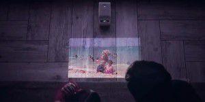 Sony: Portabler Beamer macht jede Fläche zur Leinwand