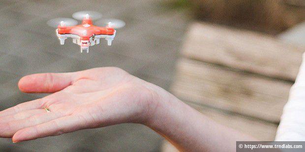 Skeye Kleinste Kamera Drohne Kostet Nur 69 Euro Pc Welt