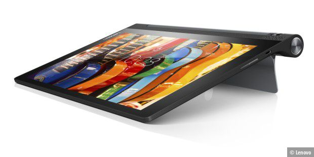 Tablet plus Beamer: Lenovo Yoga 3 Pro im Test