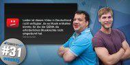 Keine GEMA-Sperren auf YouTube | Whatsapp gratis