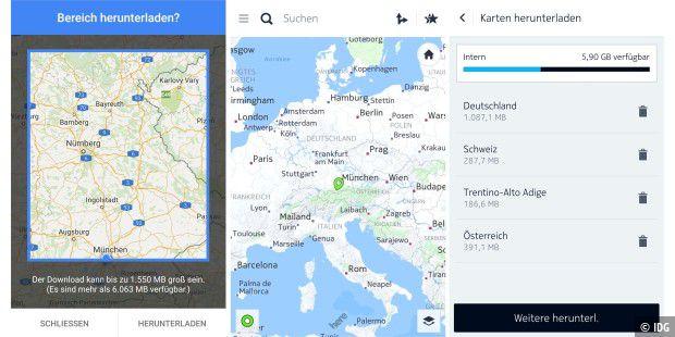 Google Maps: So nutzen Sie Offline-Navigation - PC-WELT on