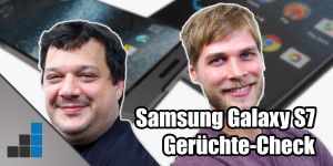 Samsung Galaxy S7 - Der Gerüchte-Check - Tech-up