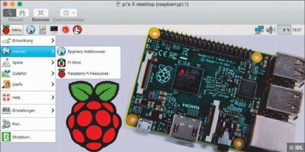 Einfache Raspberry-Pi-Mini-Projekte - PC-WELT