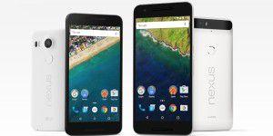 Nexus 5X und Nexus 6P: Google senkt massiv Preise
