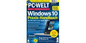 PC-WELT-Sonderheft Windows 10 - jetzt am Kiosk