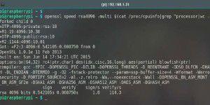 Gratis-CPU-Benchmark für Ihren Raspberry Pi