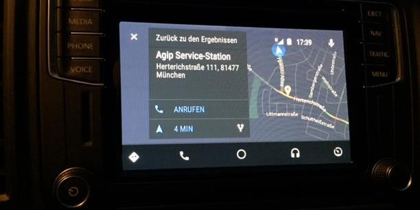 android auto im test funktionen apps auto hersteller. Black Bedroom Furniture Sets. Home Design Ideas