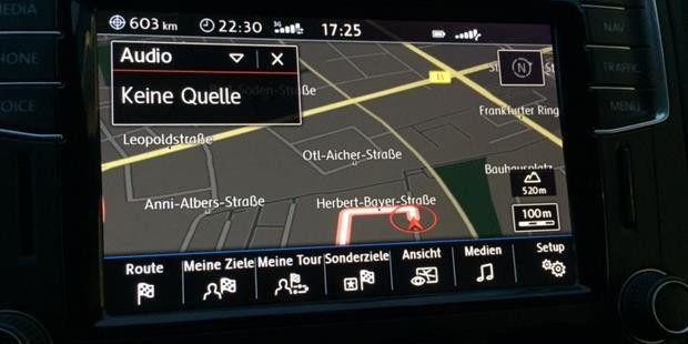 unterhaltung navigation und internet im vw bus t6 pc welt. Black Bedroom Furniture Sets. Home Design Ideas