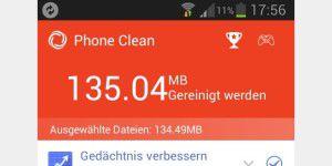 Die besten Cleaner-Apps für Android