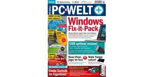 PC-WELT 3/2016 - jetzt am Kiosk