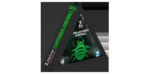 ZoneAlarm Pro AntiVirus & Firewall Pro 2016 1 Jahr