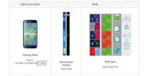 Samsung veröffentlicht aus Versehen Foto des S7 Edge