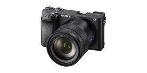 Sony bringt neue Systemkamera und Objektive